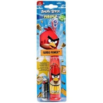 Firefly - bàn chải đánh răng chạy pin cho bé - angry bird