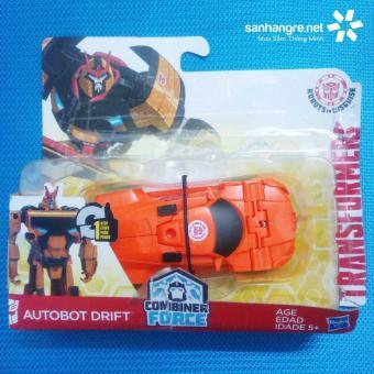Đồ chơi Robot Transformers biến hình siêu tốc Autobot Drift(Orange)