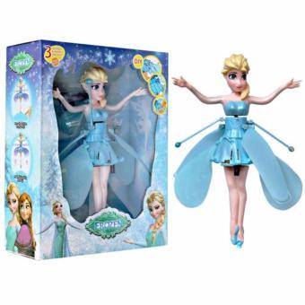 Cô tiên bay Elsa Frozen cảm ứng