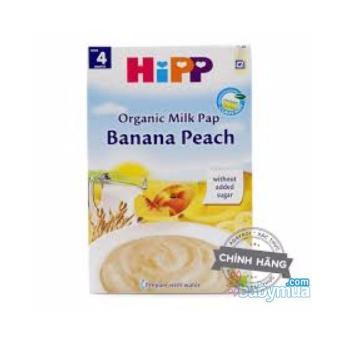 Bột sữa dinh dưỡng Chuối, Đào Hipp(250gr) AL2973