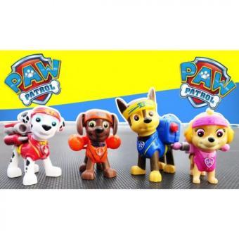 Chó Tuần Tra Paw Patrol Hero Pup Toy - Karate Zuma