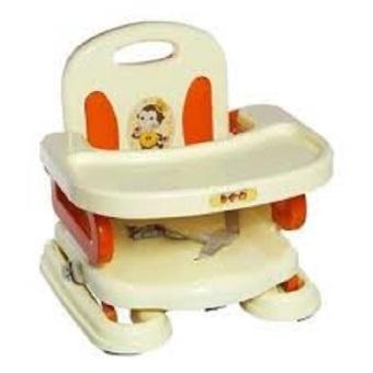 Ghế ngồi tập ăn BABY loại 1 (Cam)