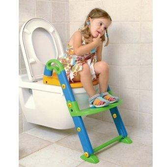 Thang tập ngồi Toilet Kidskit KK6216