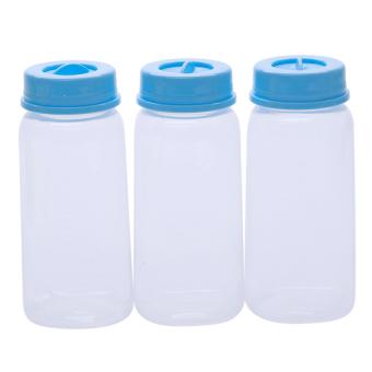 Bộ 3 bình trữ sữa spectra 755