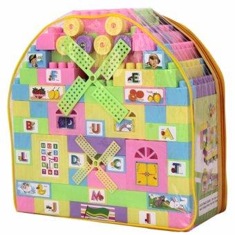 Đồ chơi túi ráp hình phát triển trí tuệ cho bé LT0803