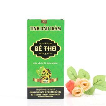 Tinh dầu tràm Bé Thơ trị ho, hen suyễn cảm lạnh hiệu quả ( 50ml)