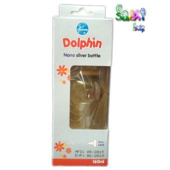 Bình sữa Nano cổ hẹp Dolphin 160ml