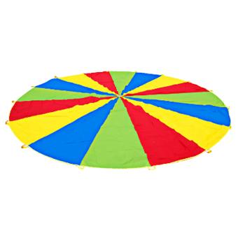 2M Kid Sports Development Outdoor Rainbow Umbrella Parachute Toy - Intl