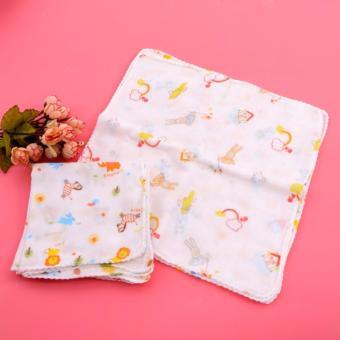 1 sét 10 khăn xô hoa xuất nhật