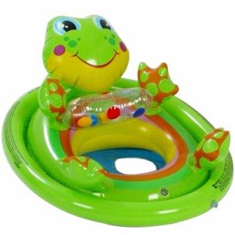phao xỏ chân hình ếch xanh 59570