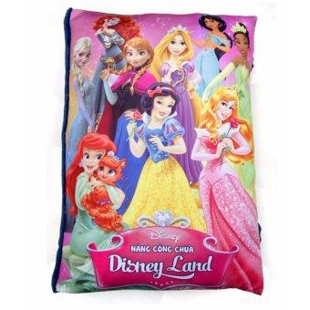 Gối kiêm sách vải cho bé Pipo Việt Nam Nàng công chúa Disney