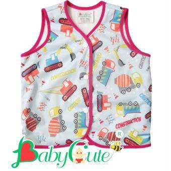 Áo Gile BabyCute size L (14-24kg) Cần Cẩu(Nhiều màu L)
