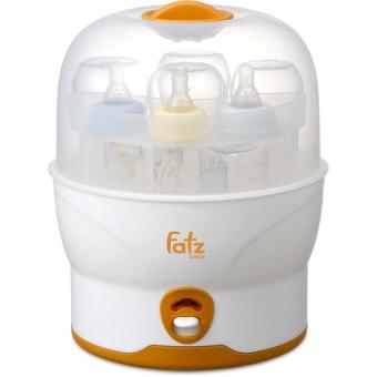 Máy tiệt trùng bình sữa và dụng cụ ăn uống Fatz Baby 6 bình
