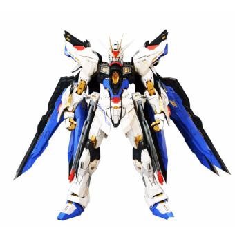 Mô Hình Lắp Ráp Daban Master Grade Strike Freedom Ver.MB và Wing of Light for Strike Freedom