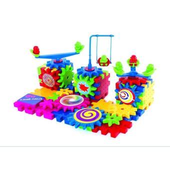 FUNNY BRICKS - Bộ đồ chơi lắp ráp sáng tạo 3D cho bé yêu