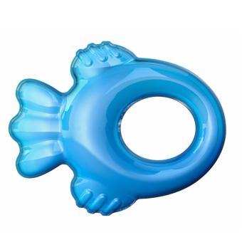 Ngậm nướu răng an toàn (hình cá) UP0505F(Xanh lá nhạt)