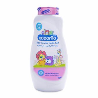 Phấn dưỡng ẩm cho trẻ Kodomo 450g - Gentle Soft (Hồng)