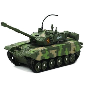 Đồ chơi mô hình xe tăng chạy pin RoyalKid1907