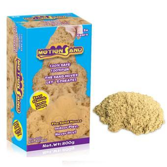 Hộp cát tạo hình Motion Sand : Màu tự nhiên - MS-800G - Natural