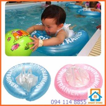 Phao nách tập bơi chống lật cho trẻ Smart Store