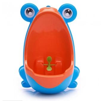 Bô ếch treo tường cho bé BảoLong (Xanh dương)