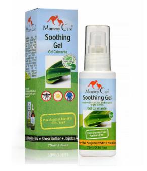 Kem làm lành da và trị côn trùng cắn tự nhiên-hữu cơ cho bé MommyCare Soothing gel 70ml