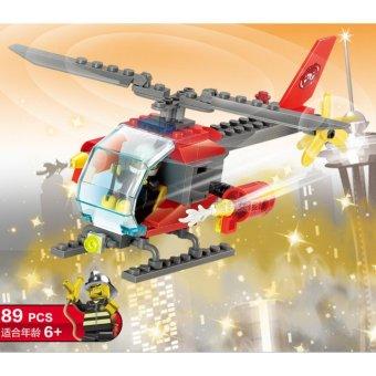 Trò chơi lắp ghép mô hình máy bay cho bé thỏa sức sáng tạo Dma store