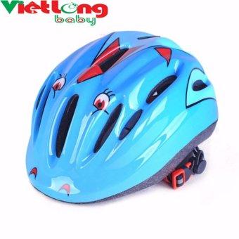 Mũ bảo hiểm cho trẻ em HTELVIS H-124
