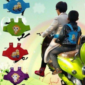 Đai đi xe máy cho bé hình thú ngộ nghĩnh