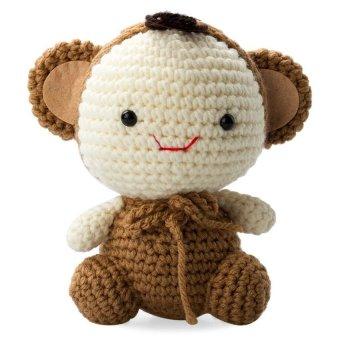 Khỉ vui vẻ Bobi Craft 028BRW-M 16cm