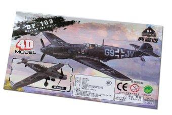 Máy bay mô hình lắp ráp 1/48 BF 109 (03)