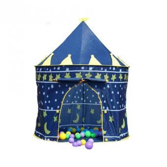 Lều bóng công chúa hoàng tử LCCHTX (Xanh)
