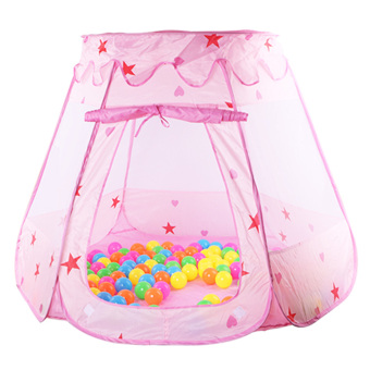 Kids Gifts Toy Princess Play Tent Pink - Intl