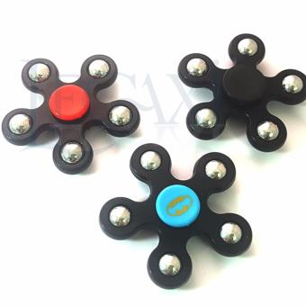 Đồ Chơi Con Xoay Tròn Hand Fidget Spinner 5 cánh 60-90 giây Legaxi HS53