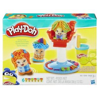 Bộ bột nặn Play Doh kiểu tóc thời trang Play-Doh Crazy Cuts