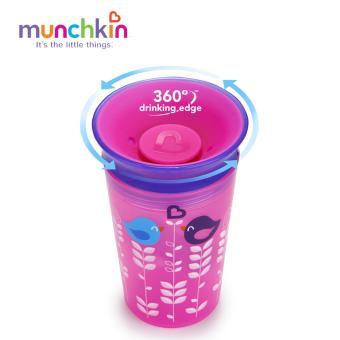 Cốc tập uống deco 360 độ (9oz) Munchkin MK15862