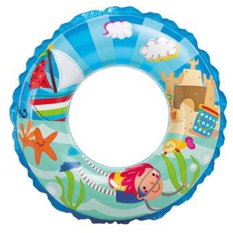Phao bơi Intex 59242 cho bé 5 - 8 tuổi (Xanh)
