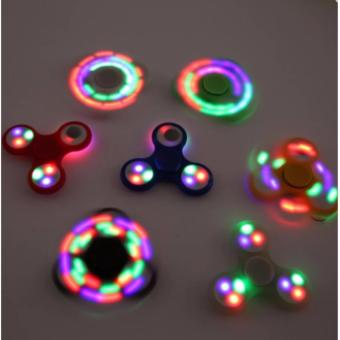 Con Quay Giúp Giảm Stress có đèn LED nhiều mầu sắc