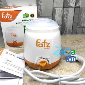 Máy Hâm Sữa 3 Chức Năng Không BPA Fatz FB3003SL (BH 1 Năm)