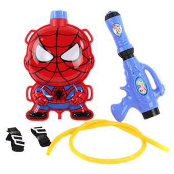 Súng nước balo cho bé - Spider man
