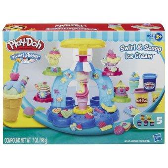 Máy làm kem cầu vồng Play-doh