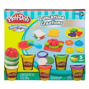 Đồ chơi đất nặn – Bữa trưa vui vẻ Play-Doh A7659