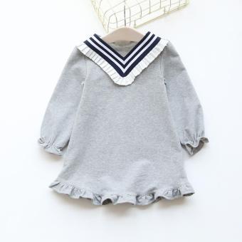 váy hở vai dễ thương cho bé NTKIDS-094 (size 100cm)