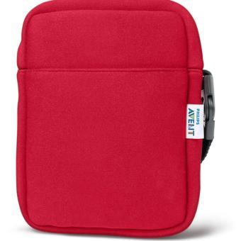 Túi giữ nhiệt Philips Avent Neoprene Thermal màu đỏ 150.50