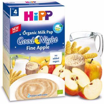 Bột sữa dinh dưỡng Táo Tây Chúc Ngủ Ngon Hipp AL2963