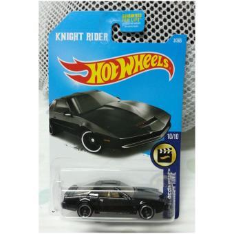 Xe mô hình tỉ lệ 1:64 Hot Wheels 2016 Knight Rider K.I.T.T - Đen