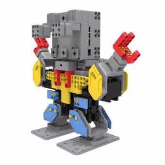 Jimu Robot - Lắp ráp, lập trình và điều khiển Robot