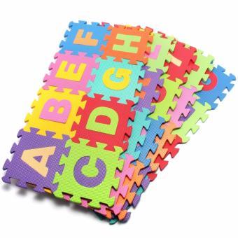 Thảm chơi trẻ em 2 mặt 26 chữ cái