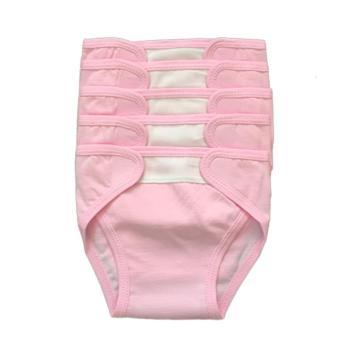 Tã vải dán Hello B&B Màu size S - 5 cái/bịch-màu hồng