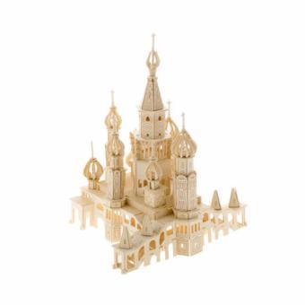 Bộ xếp hình 3D mô hình Cung điện Mùa Đông